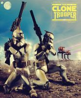 clone trooper by chunklin