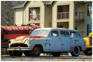 A Desoto Station Wagon by TheMan268