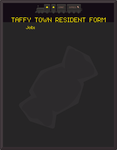 Eclair Express: Taffy Town Resident Form by arcanium