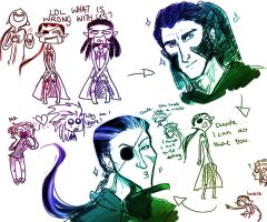 THEY ARE ON DRUGS by french-teapot