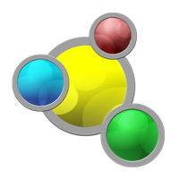 Four Buttons by JamaLeH