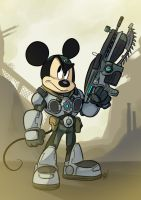 Gears of Mouse by AndrewDickman