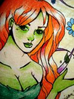 The Beautiful Ivy by underneath-the-paint