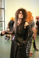 Bellatrix Lestrange cosplay by CharlieHotshot