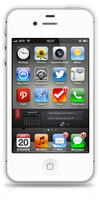 Again iPhone 4S running iOS6 by Laugend