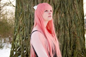 Lucy Elfen Lied by PinkCollour