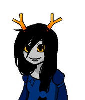Fantroll Talksprite (2 of 3) by CarpalTunnelLuv