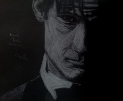 11th Doctor by Sent666