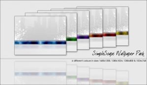 SimpleScape Wallpaper Pack by FSDown