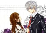 Vampire Knight: Zero and Yuki by akaitamashi