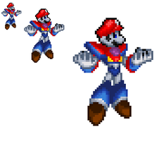 Mecha Mario Upgraded by tfpivman