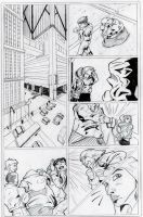 Chase page 1 by RadPencils