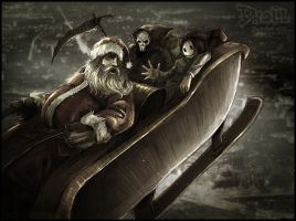 Once Upon a Christmas by dholl