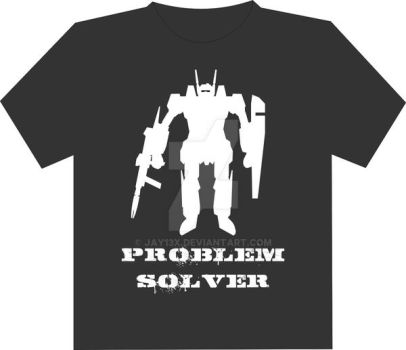 The Problem Solver Shirt by Jay13x