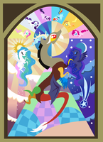 Discord Legends by Lightning-Bliss