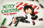 RWBY Christmas by SydVC