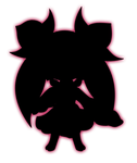 Fakemon Silhouette .:Preview:. by Fulishagirl