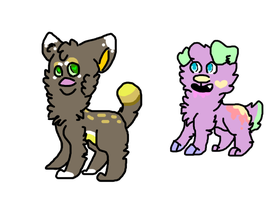 Adopts by GalaxyPup