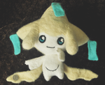 Life Size Jirachi by pahein