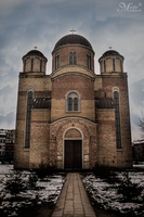 Orthodox church by mmirkovic