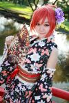 Love Live! - Goldfish Scooping Master Maki by Xeno-Photography