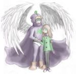 Guardian Angel by Dragongirl9888