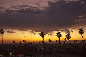 Sunset after the rain 001 by photoscot