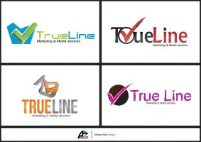 True Line Logos by FantasyPs