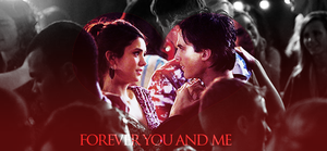 Forever You And Me... Delena by devilMisao