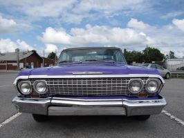 Chevey Impala Stock 3 by iguanadongreenStock