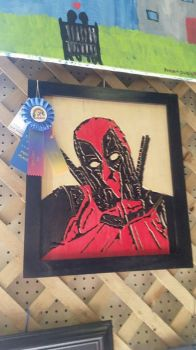Deadpool by g0tribe95