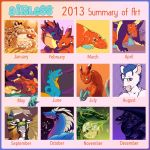 2013 Summary of Art by Airlesse