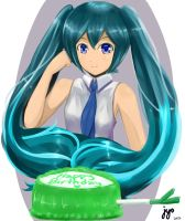 Happy Birthday Miku by ashita-no-jyo