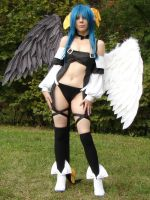 Dizzy full body shot by YurikoCosplay