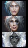 Meafala face transformation by Stefana-Tserk