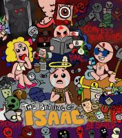 The Poster of Isaac by xmayflowerx