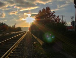 HDR Railroad by trooper5010