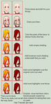 My Hair Shading Tutorial by GingerMama
