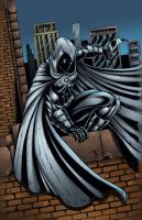 Moon Knight Colors by seanforney