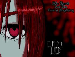 Elfen Lied Wallpaper by Manuverse