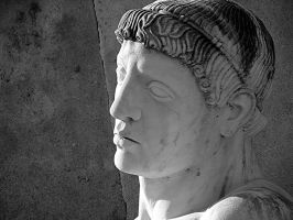 Young man from Thermopylae by PSujka