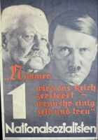 1933 German election poster by ShitAllOverHumanity