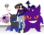 Lucy and her Team by imawesomethatswhy