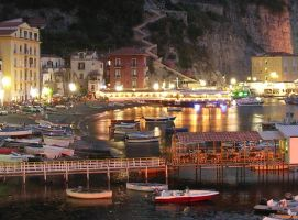 Night - Sorrento by Gianni36