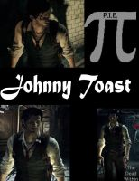 Johnny Toast (The Dead Within) by Tigerwolflover