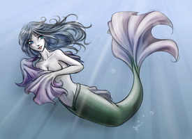 Mermaid - the 2009 version by Shin-ai