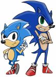 Sonic Generations by Mailus
