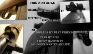 This is my rifle by Lvarcolac