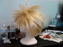 Cloud Wig After Cut by Deadpool790