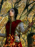 Tale of a forest princess by Korff